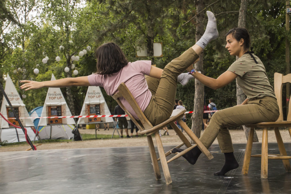 Bulgarian dance company