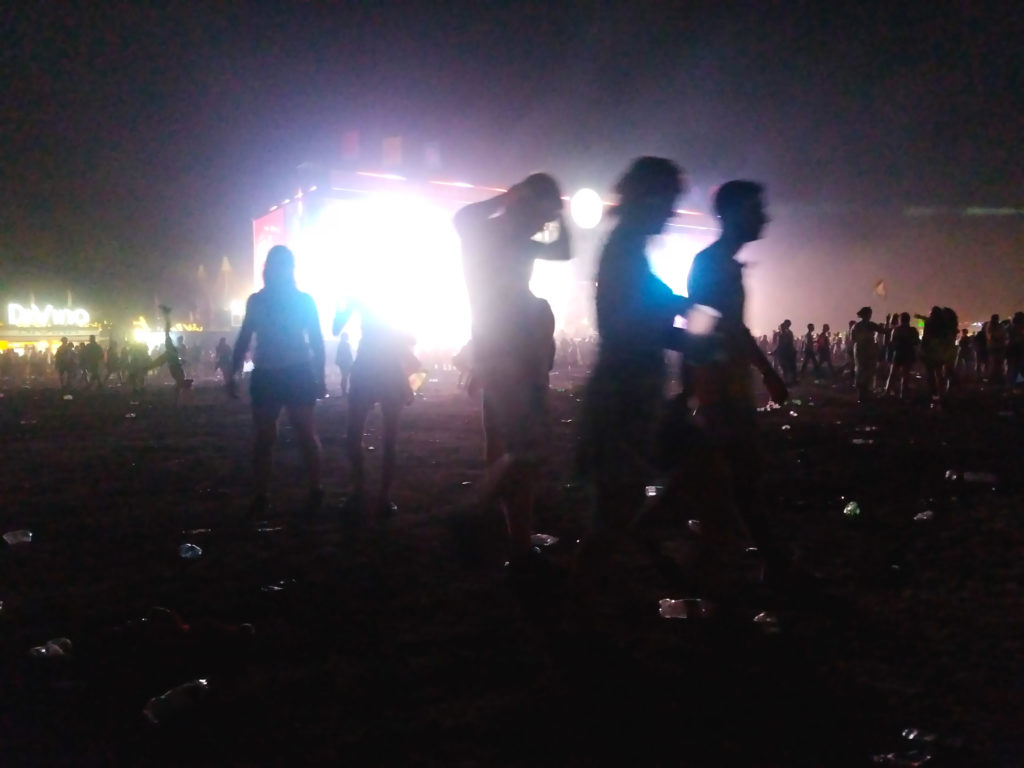 Sziget ends